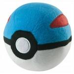Pokemon Pokeball Peluche 4 po Great Ball