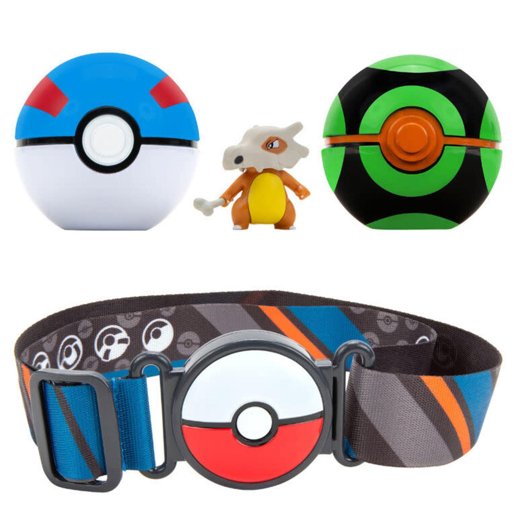 Pokemon CLIP'N'GO Dusk Ball Belt Set