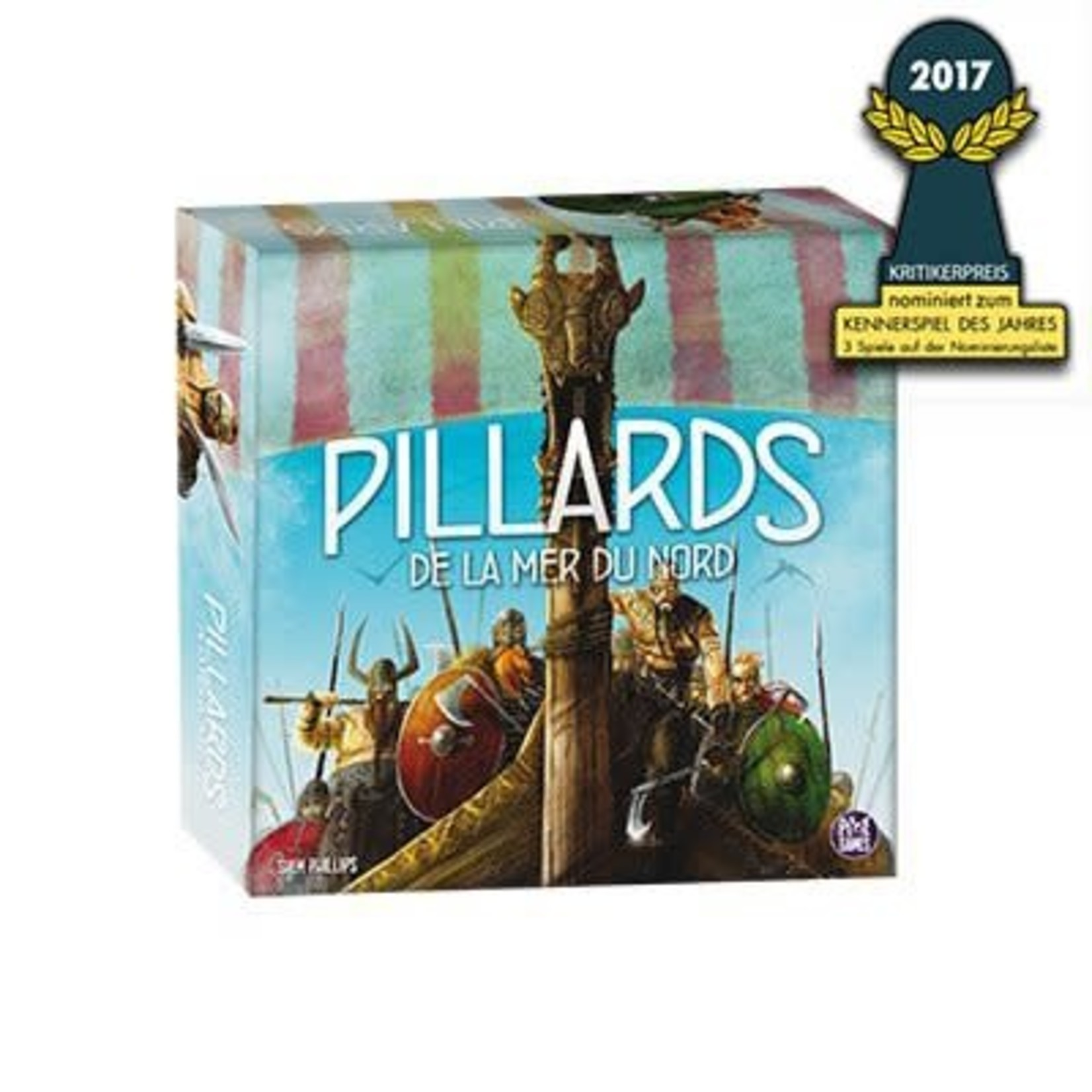 Pixie Games Raiders of the North Sea (FR)