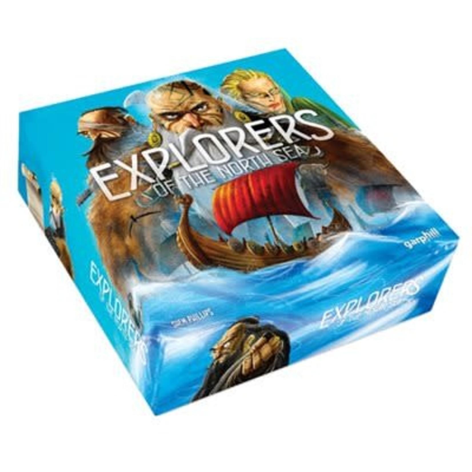 Pixie Games Explorateurs de la mer du Nord (FR)