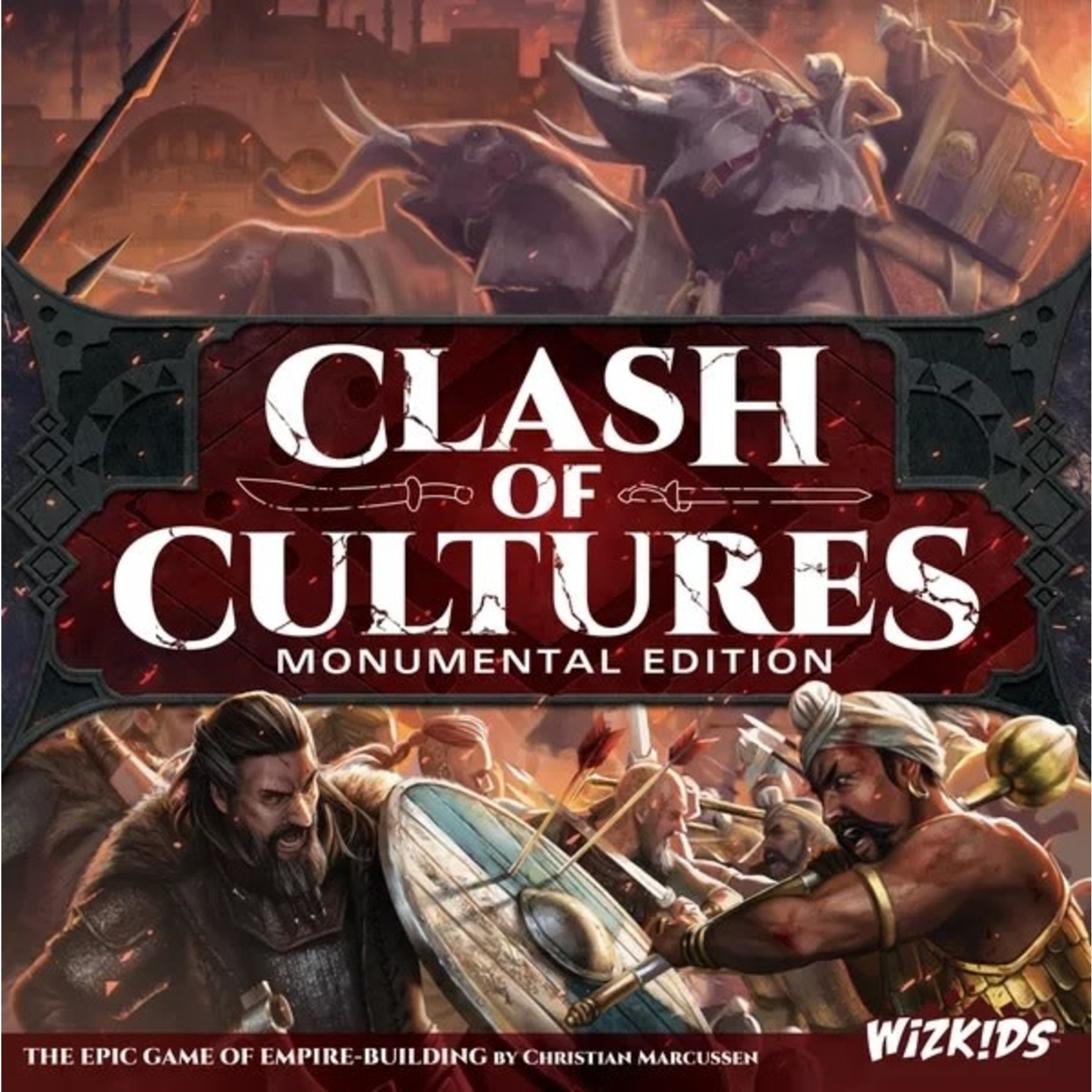 Wizkids Clash of Cultures Monumental Edition (ENG)