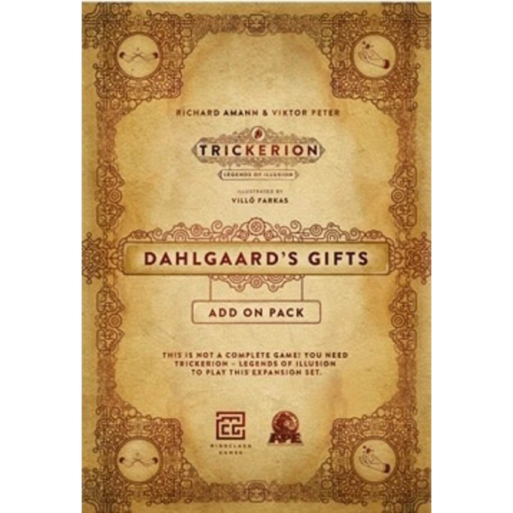 Mind Clash Games Dahlgaard's Gifts Trickerion Add on (ENG)