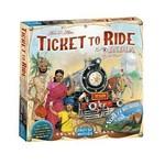 Days Of Wonder Les Aventuriers du Rail - India (Multi)