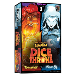 Dice Throne Season 1 Battle 1