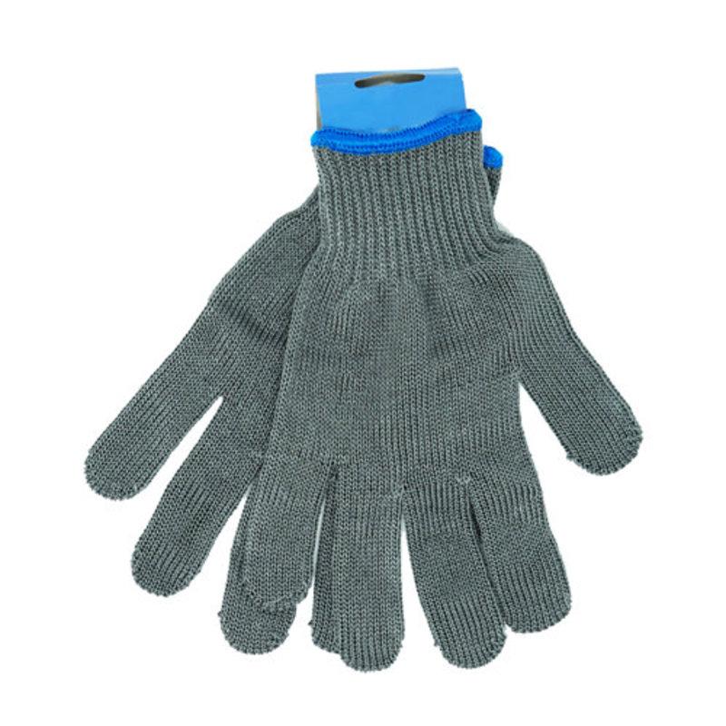 danco Fillet Gloves - Size L Stainless Steel Mesh