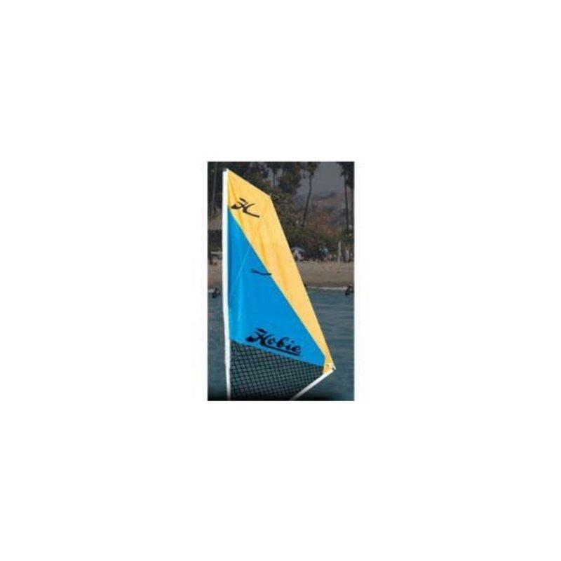 Hobie Hobie Mirage Sail Kit - Chartreuse/Silver