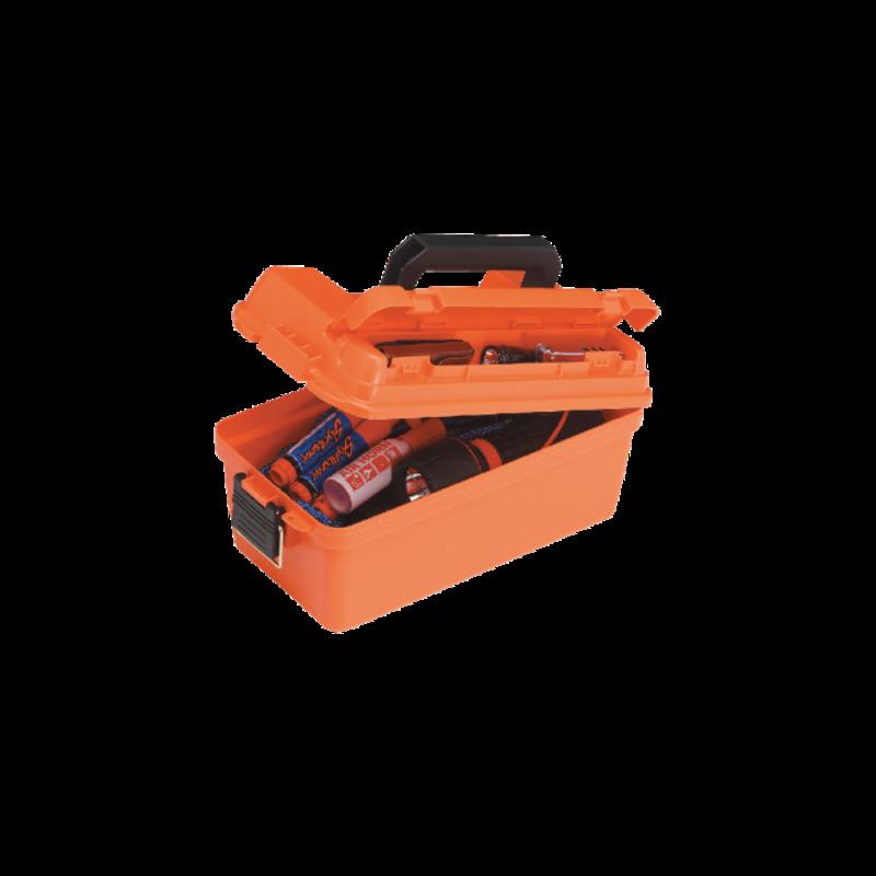 Plano Molding Co. Plano 141250 Marine Box Shallow Dry Storage 15x8x6 Orange