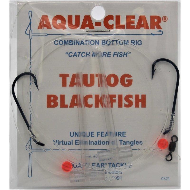 Aqua-Clear Tackle Aqua-Clear Blackfish/Tautog Hi-Lo Rig w/Virginia Hooks