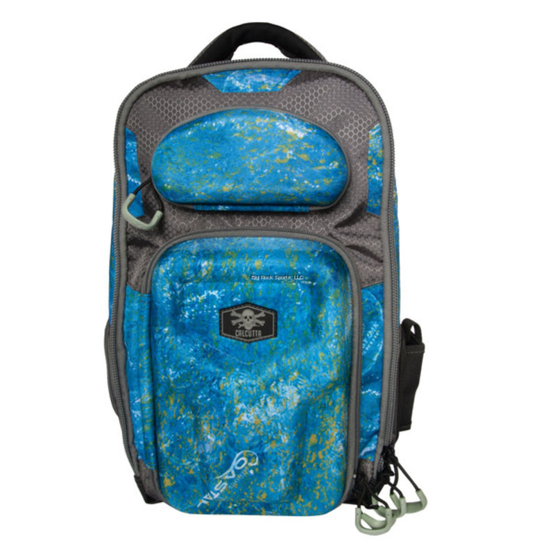 Calcutta Calcutta CSBP Squall Prymal Performance Backpack w/1 3700 Tray