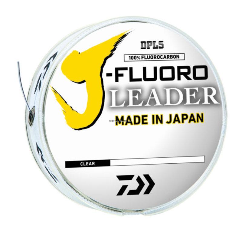 Daiwa Daiwa J-FLOURO Flourocarbon Leader 50yds