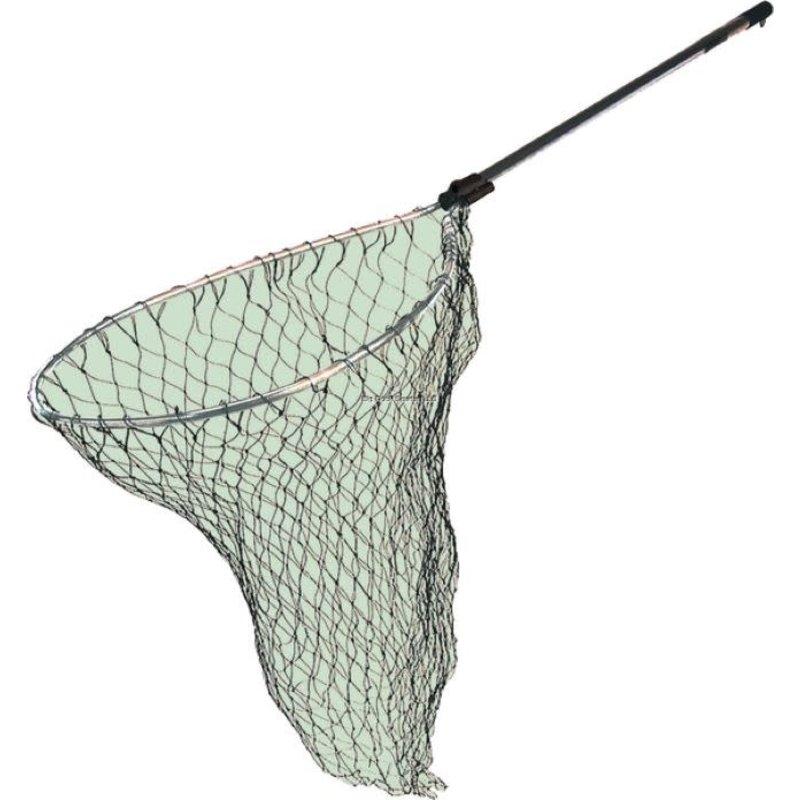 "Frabill Frabill 5405 23"" x 26"" Hoop w/36"" Slide Handle Landing Net"