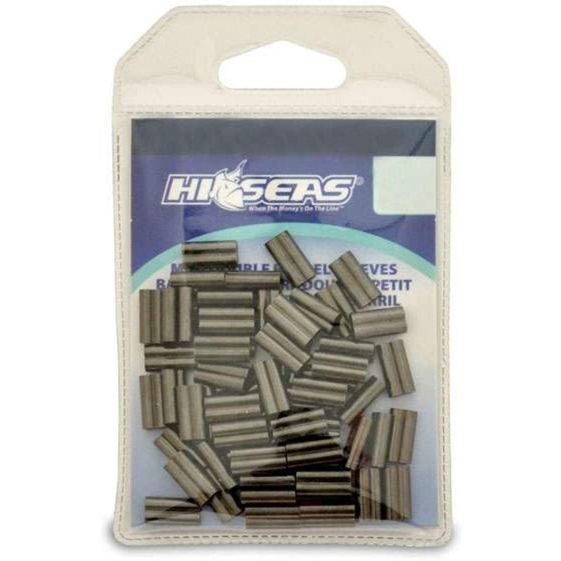 Hi-Seas Hi-Seas Mini Double Barrel Copper Sleeves - Black