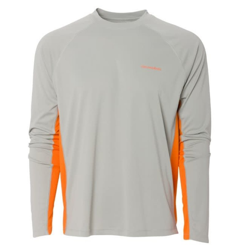 Grundens Grundens Solstrale Long Sleeve Crew Performance Shirt