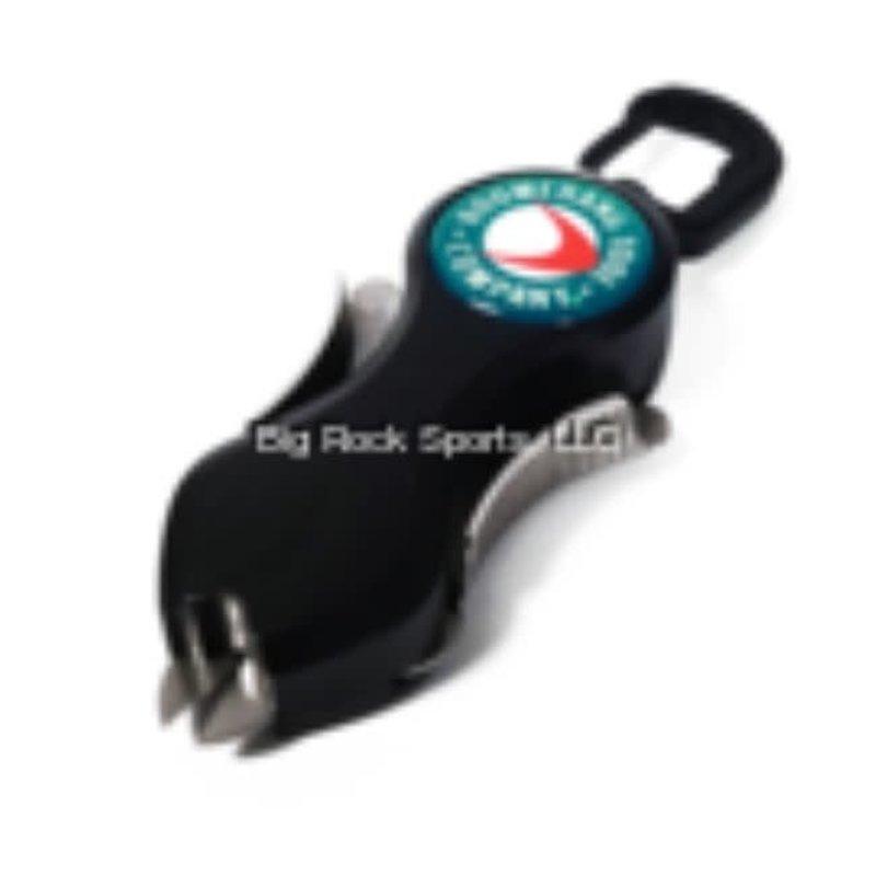 Boomerang Tool Co. Boomerang BTC203 Snip Braid Cutters Black