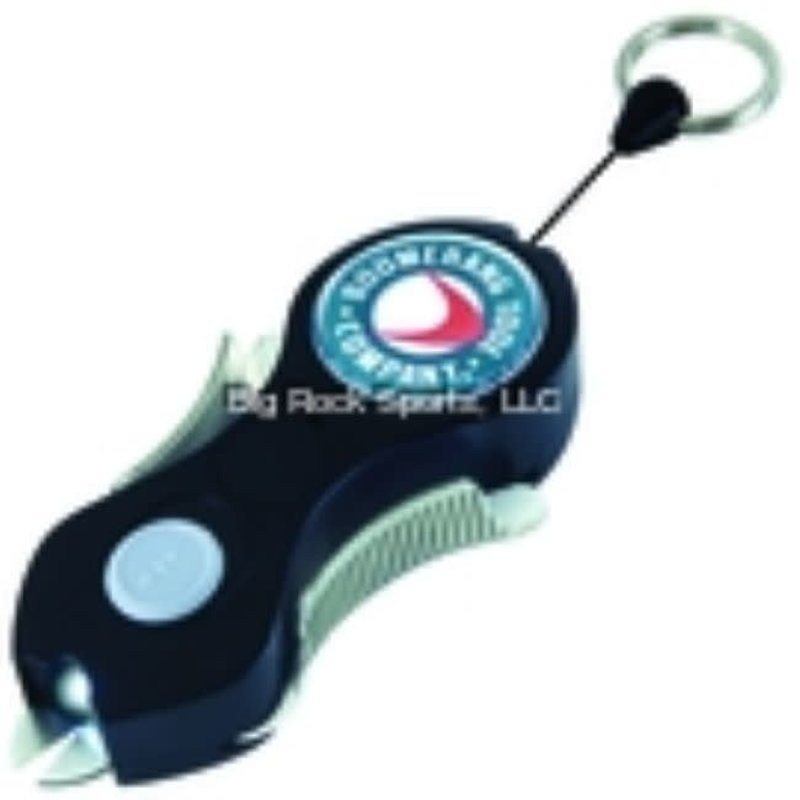 Boomerang Tool Co. Boomerang BTC204 Snip w/Light Braid Cutters Black