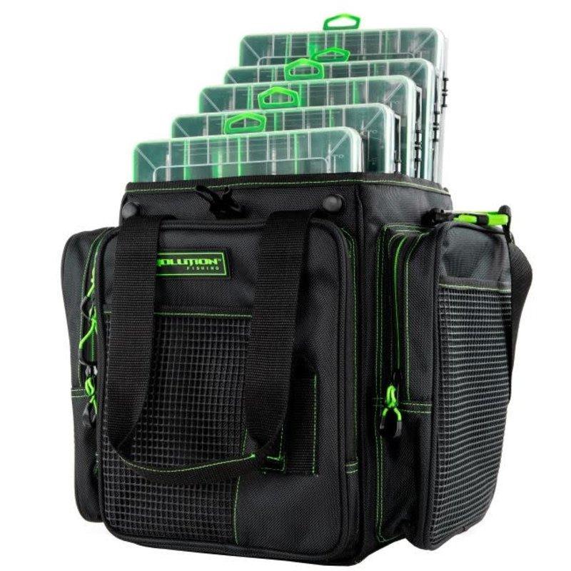 Evolution Evolution Vertical 3700 Drift Series Tackle Bag