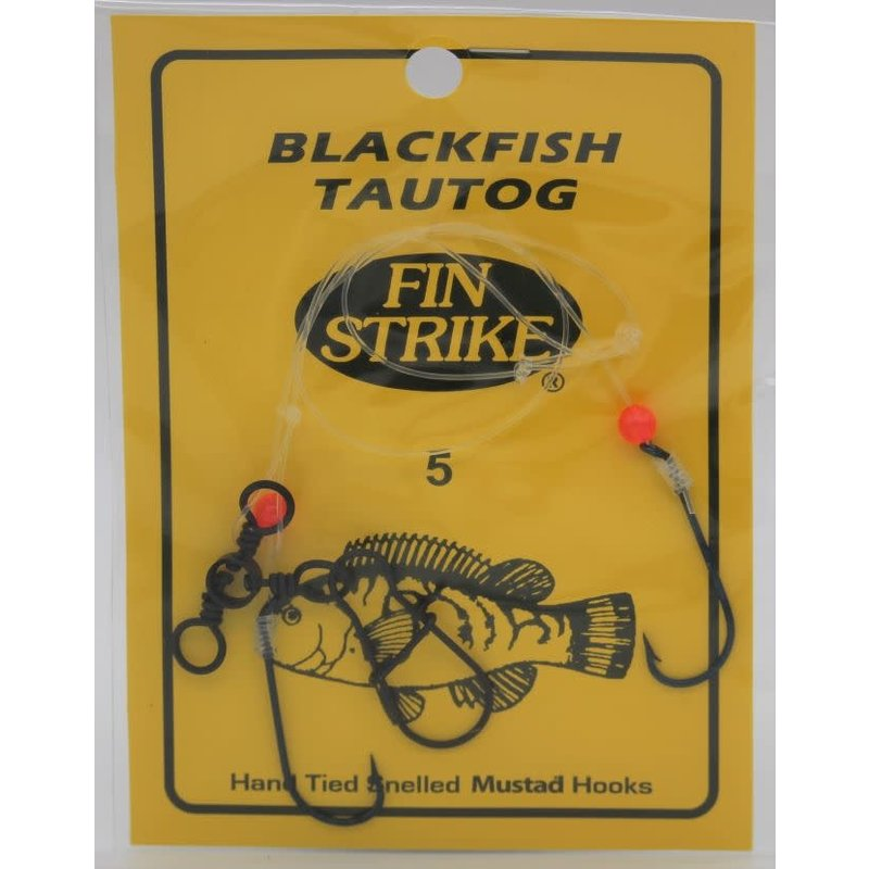 Fin Strike Fin Strike 451 Blackfish Rig Blued Virgina Hooks