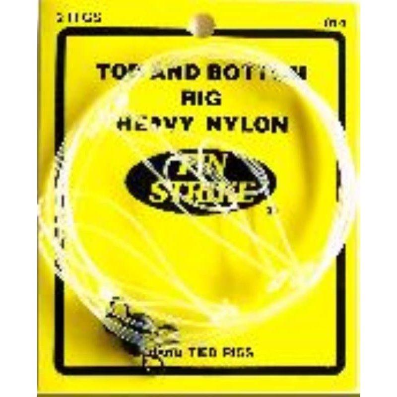 Fin Strike Fin Strike 014 Top & Bottom HD Nylon Ready Rig