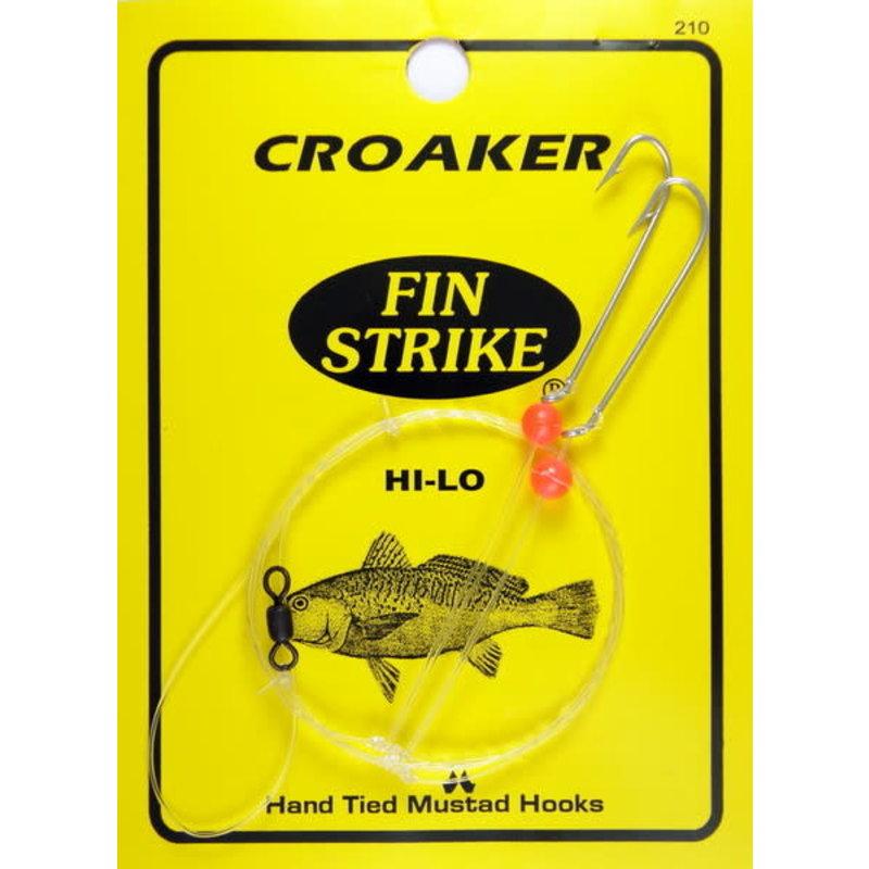 Fin Strike Fin Strike 210 Croaker Rig