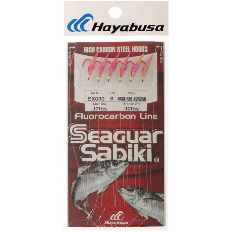 Hayabusa Hayabusa EX030 #8 Hage Red Aurora Sabiki