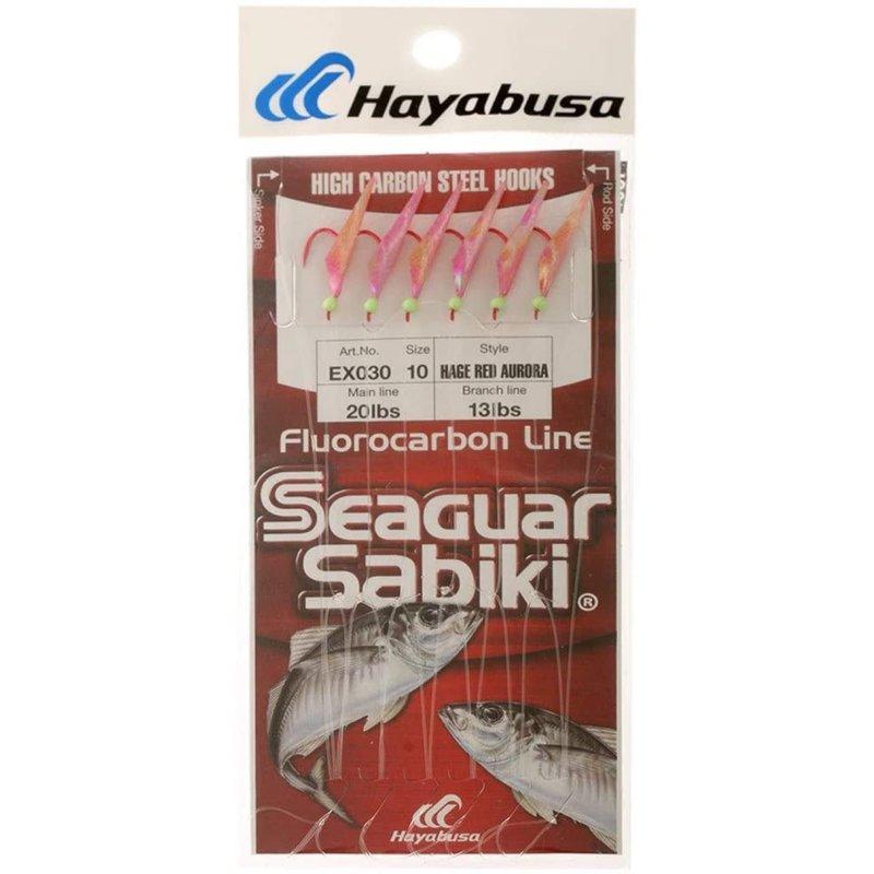 Hayabusa Hayabusa EX030 #10 Hage Red Aurora Sabiki