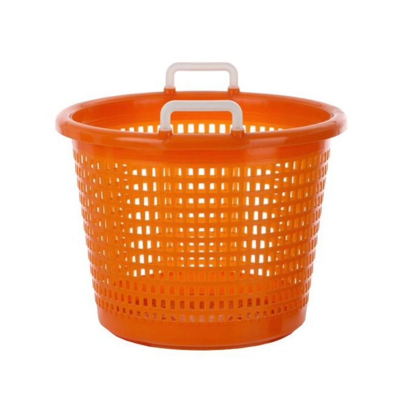 Sportfish Products Orange Plastic Crab/Fish Basket