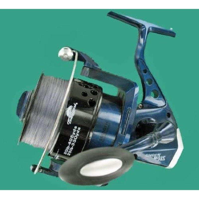 Tsunami Tsunami Shockwave Pro 750 Spinning Reel