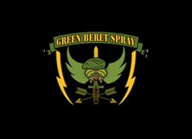 Green Beret Spray