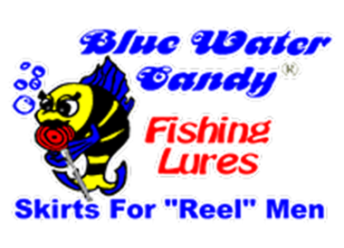 Blue Water Candy