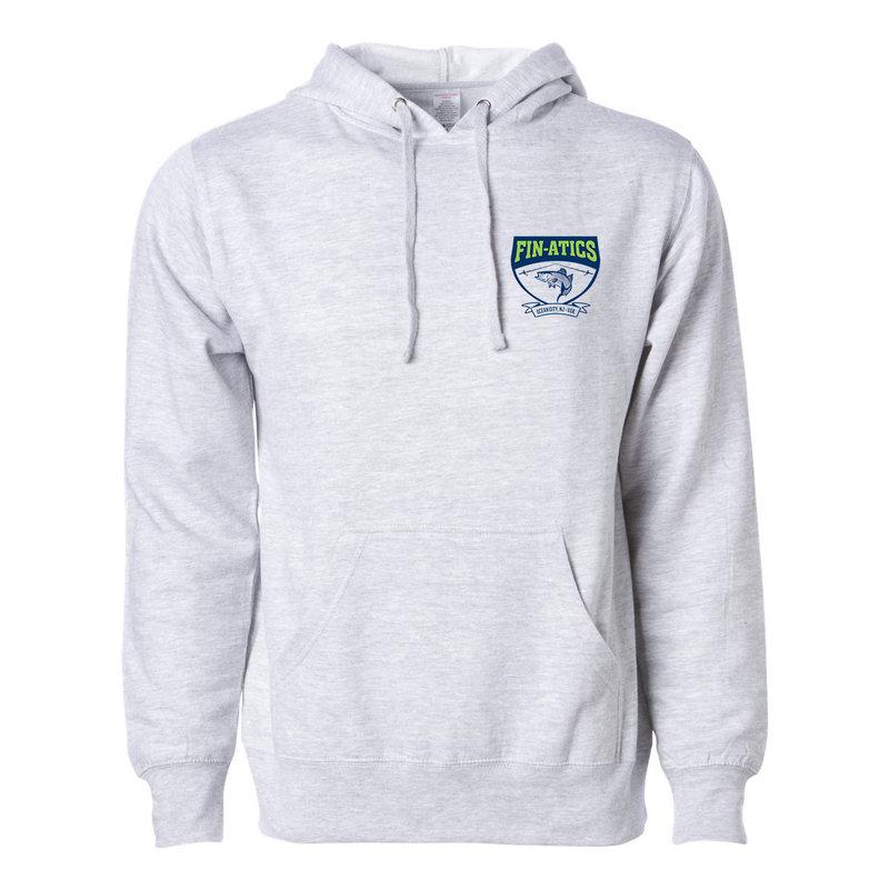Fin-atics Fin-atics Reel Outfitters Men's Hooded Sweatshirt