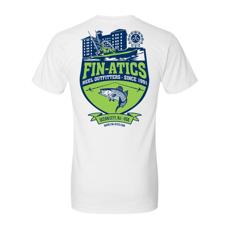 Fin-atics Fin-atics Reel Outfitters Men's Short Sleeve T-Shirt