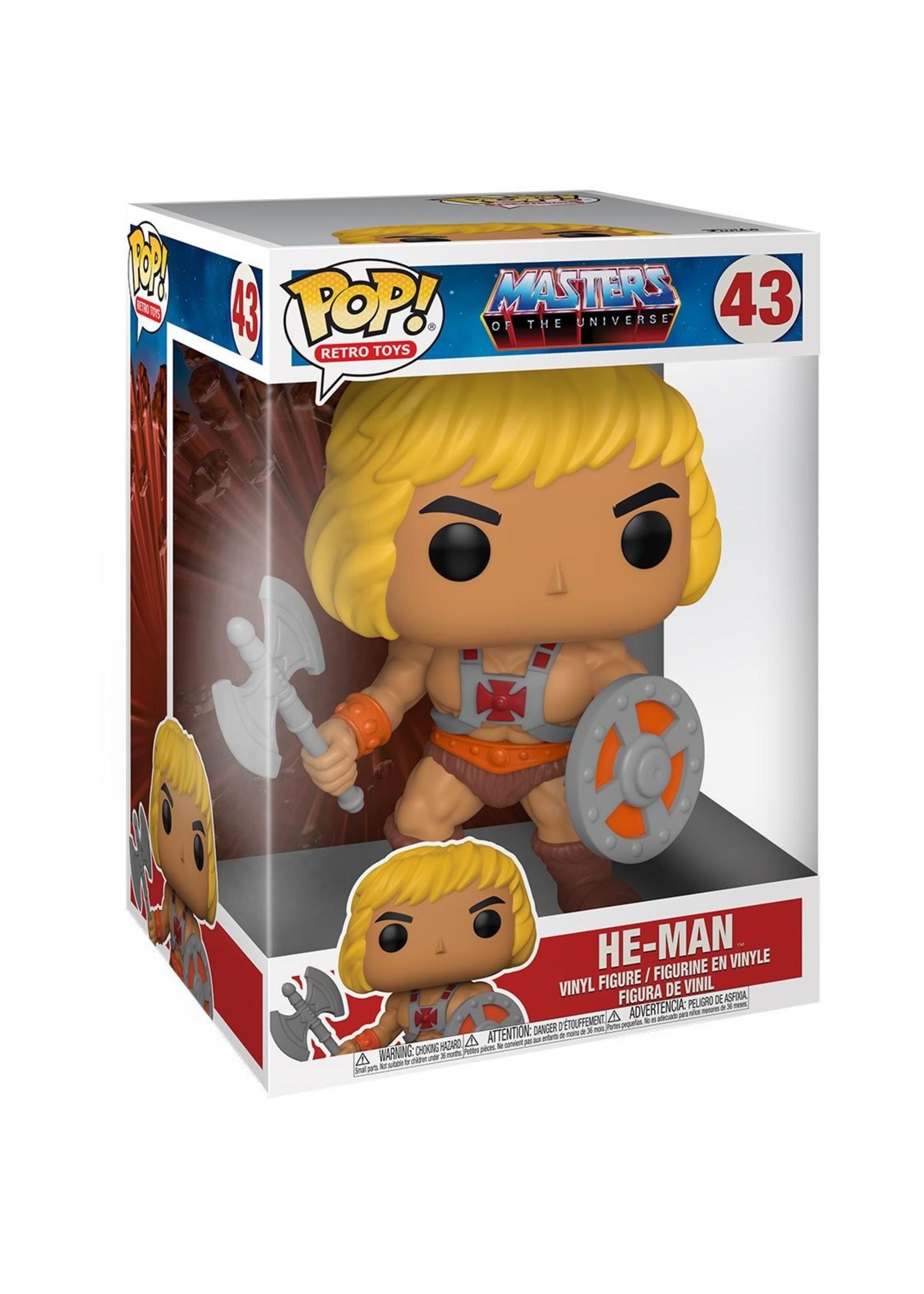"""Motu He-Man 10"""""""
