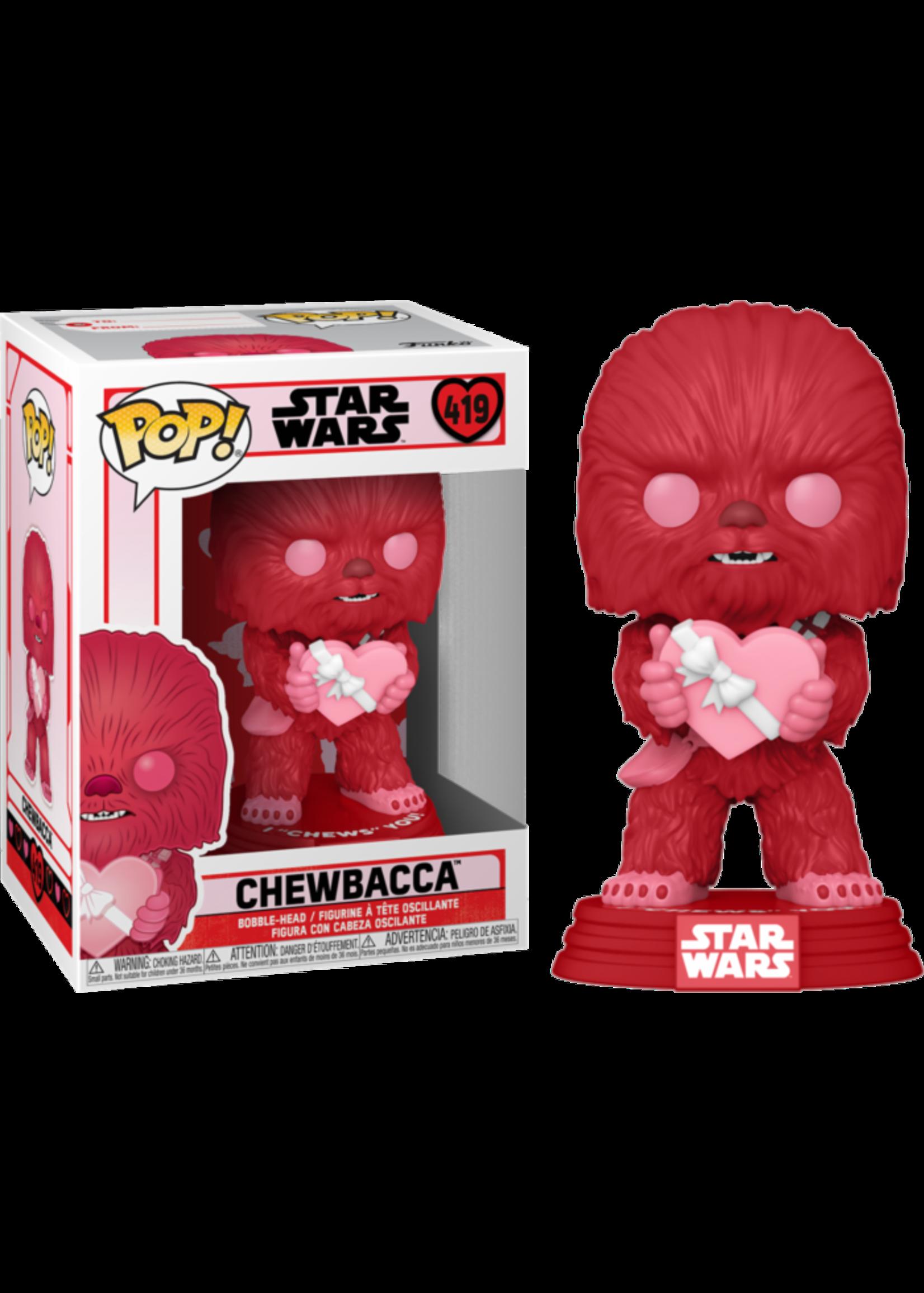 Star Wars - Valentines Chewbacca