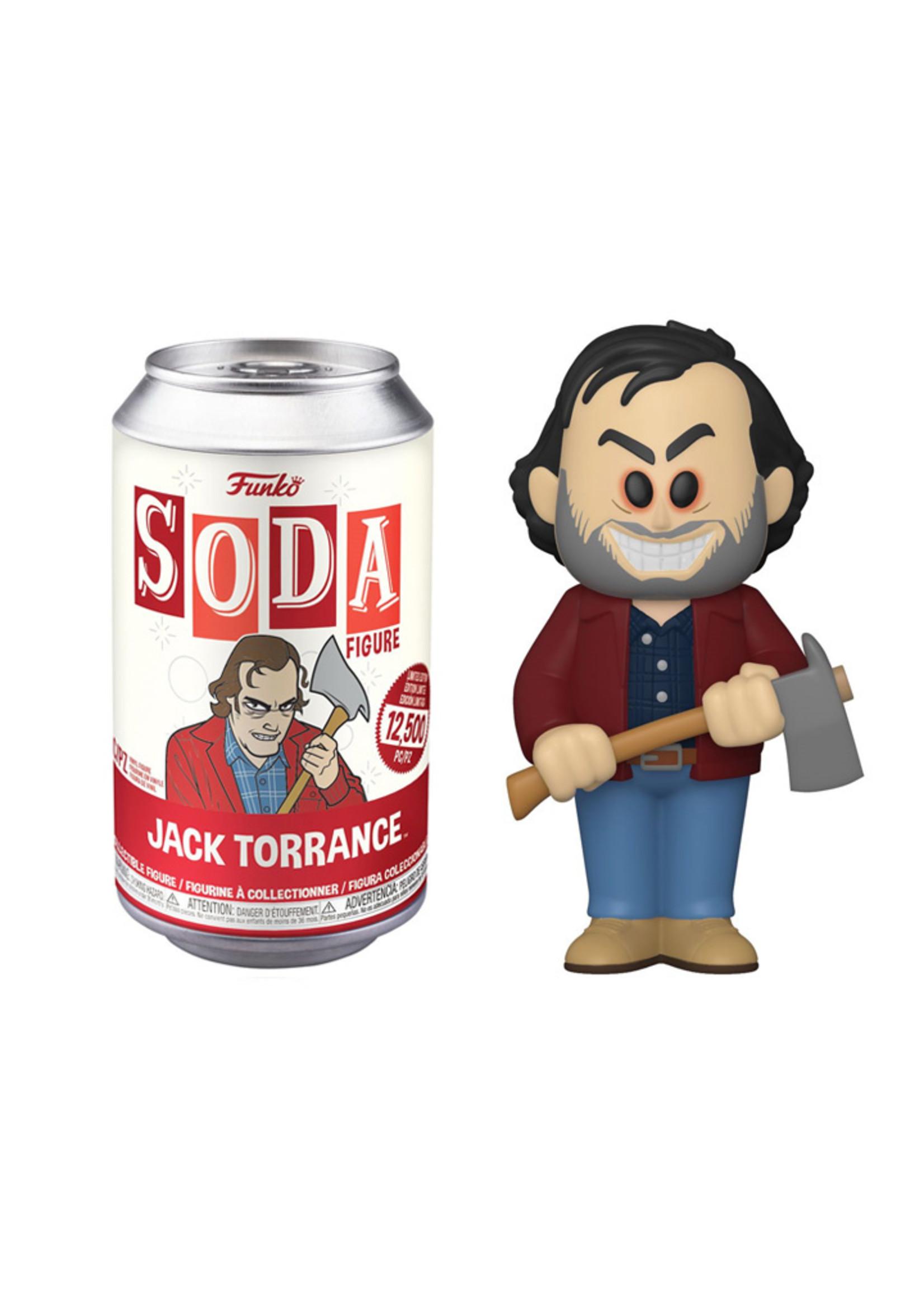 Vinyl Soda The Shining Jack Torrance Chance for Chase