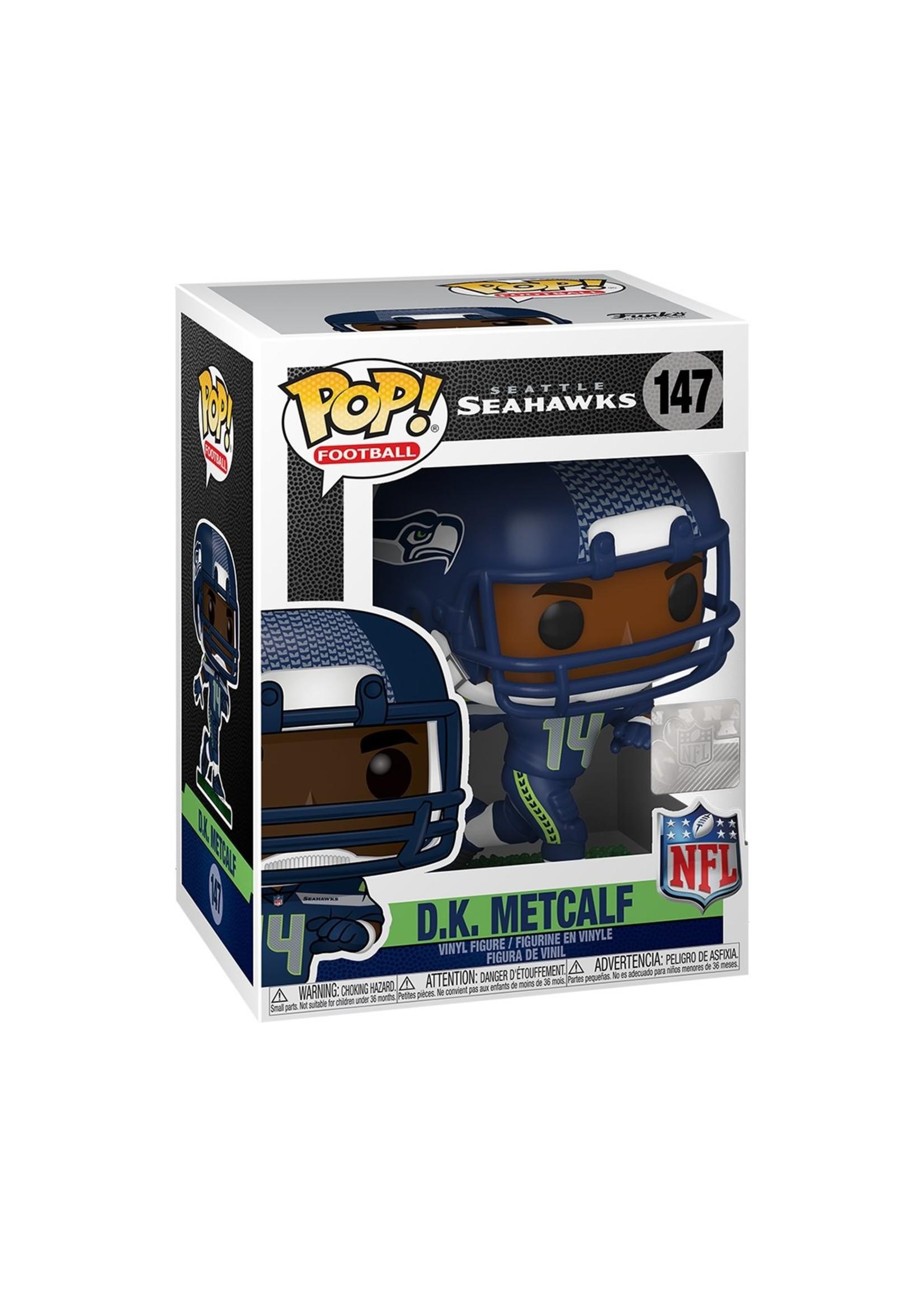 NFL DK Metcalf