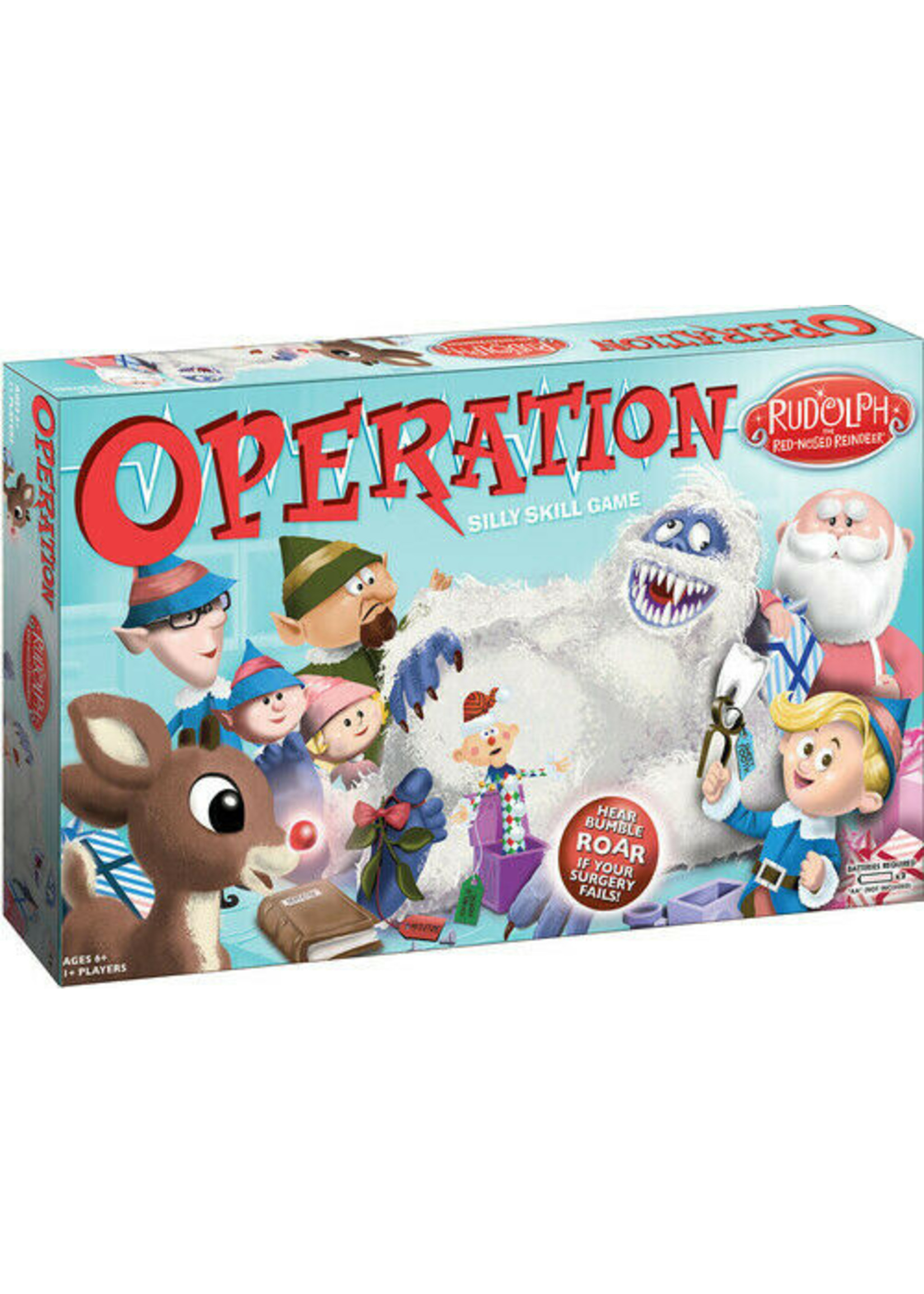Operation - Rudolph The Red-Nosed Reindeer