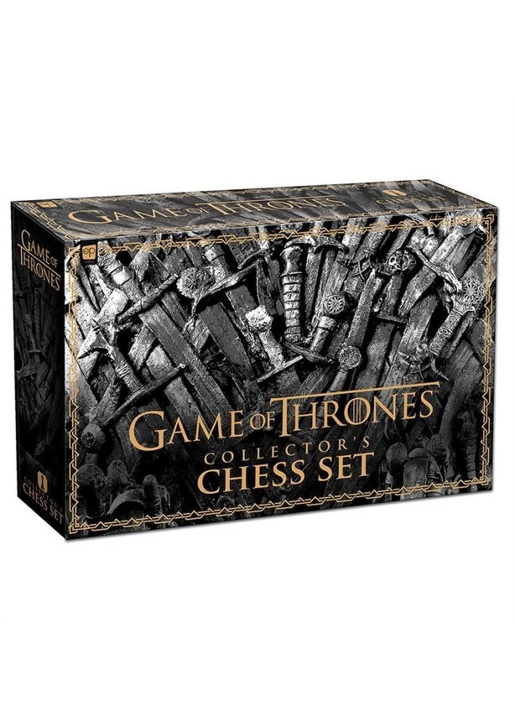 GOT Collector's Chess Set