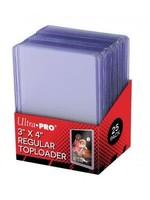 Ultra Pro Ultra Pro Regular Toploader 25ct