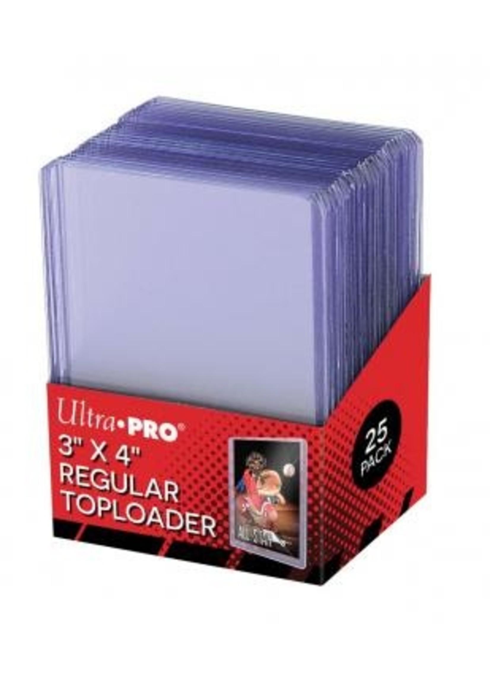 Ultra Pro Regular Toploader 25ct