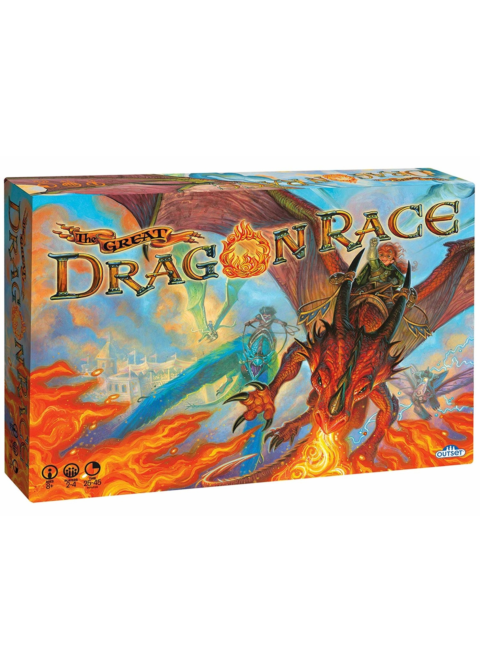 The Great Dragon Race