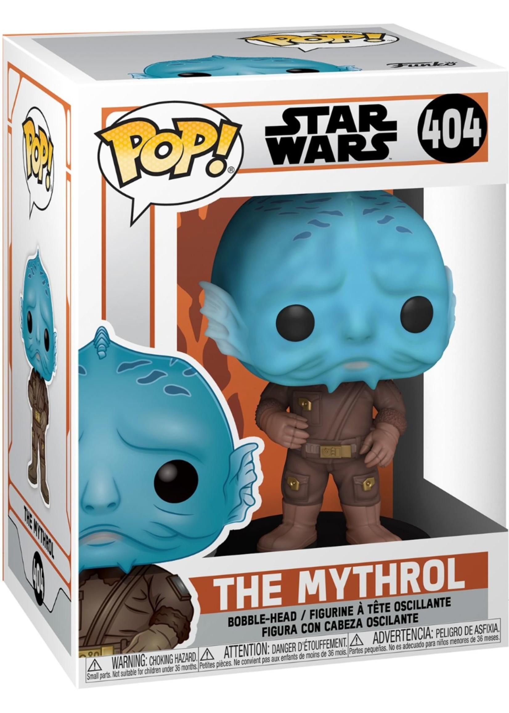 Star Wars The Mandalorian - The Mythrol