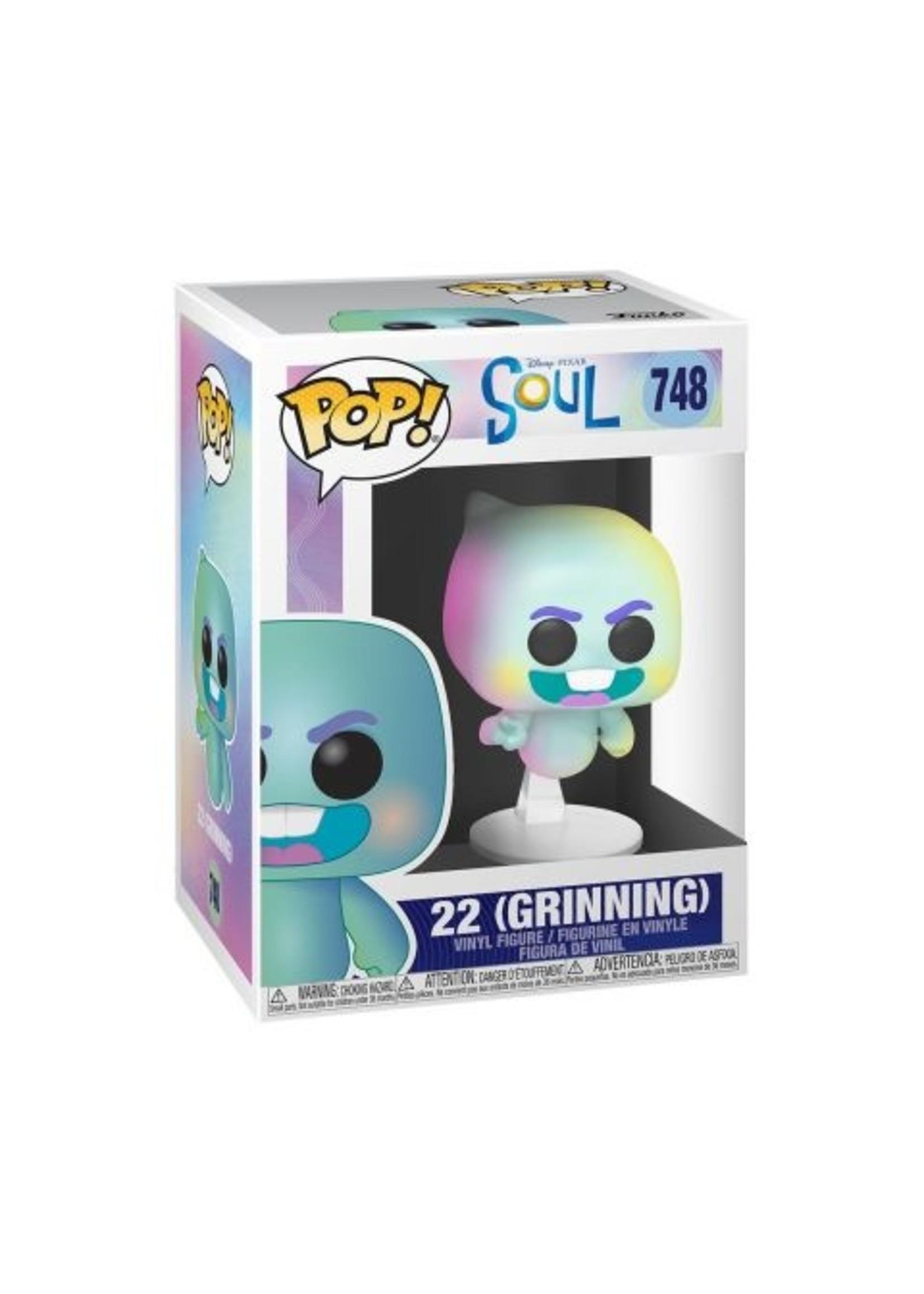 Disney Soul 22 Grinning
