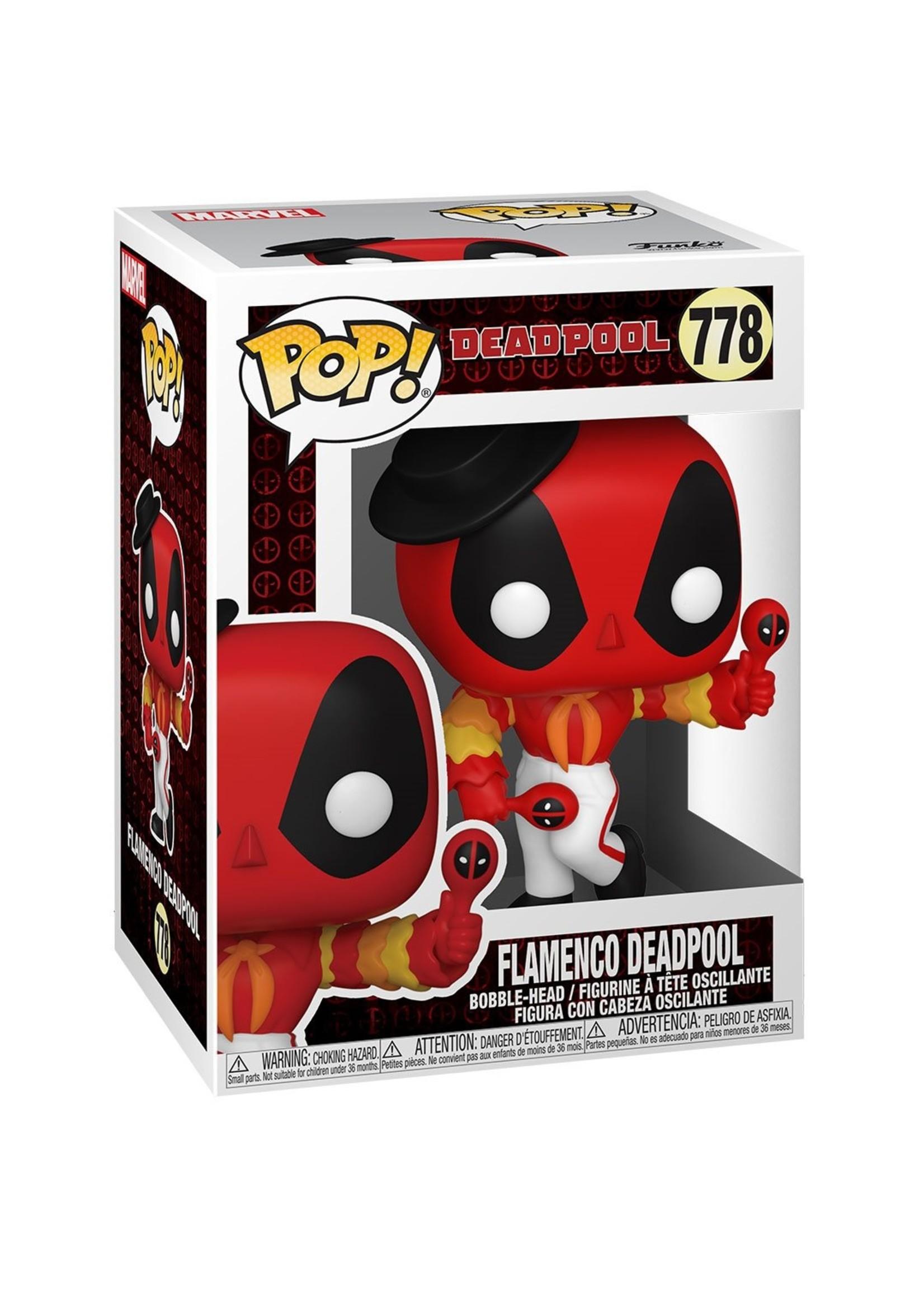 Flamenco Deadpool Pop