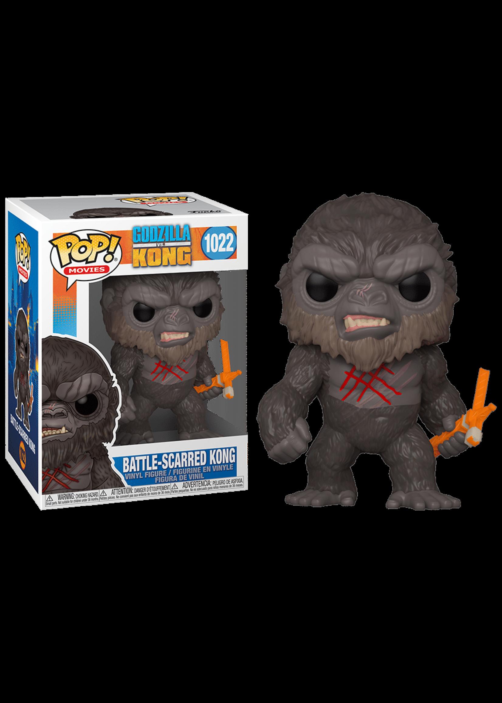 Battle Scarred Kong