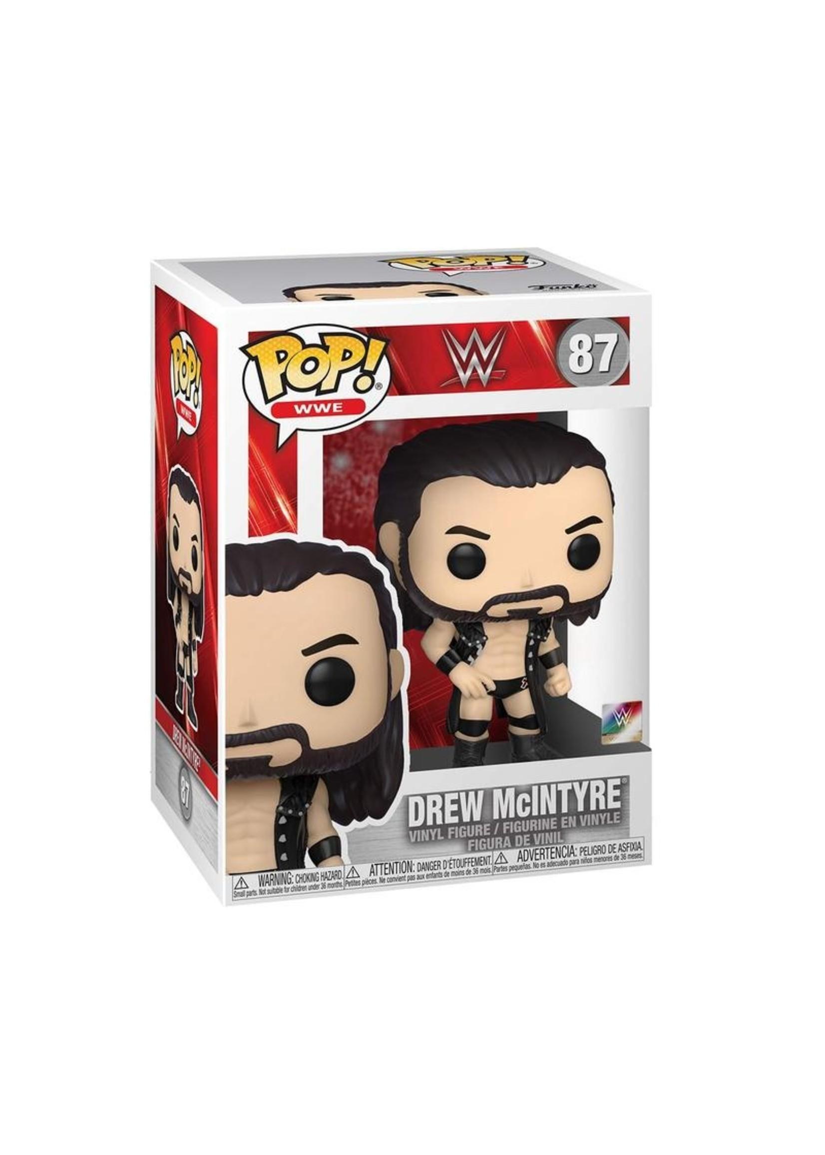 WWE Drew McIntyre Pop
