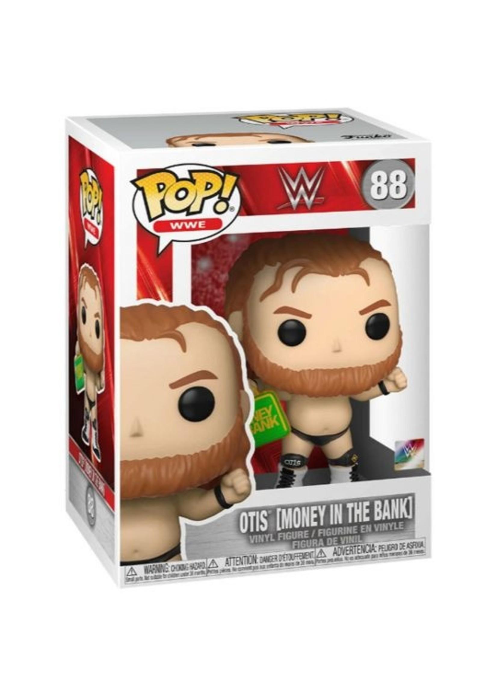 WWE Otis Money In The Bank Pop