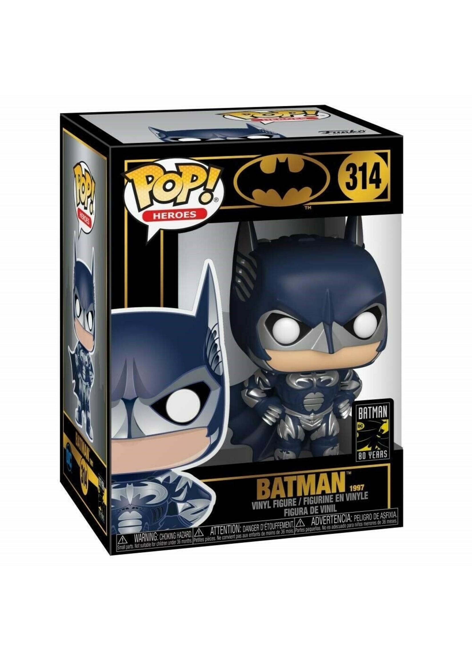DC Batman 80th Anniversary 1997