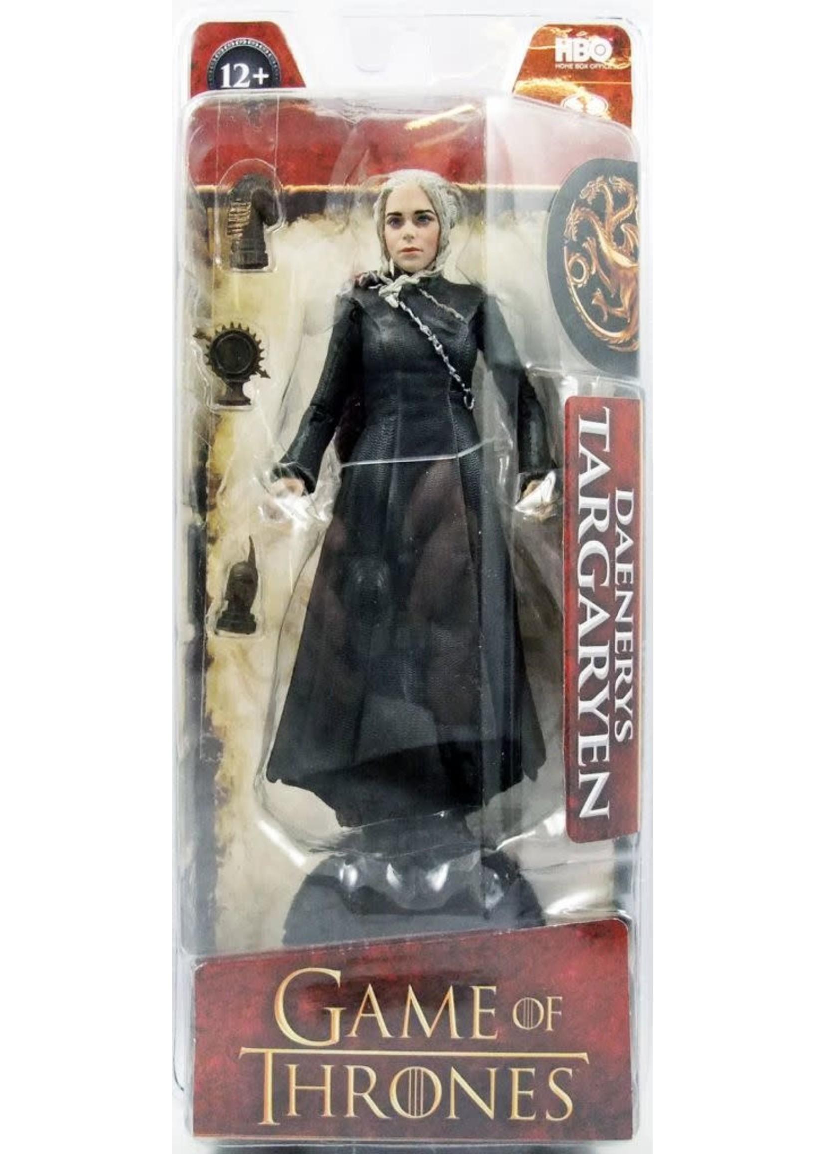 McFarlane Toys GOT Daenerys Targaryen McFarlane Action Figure