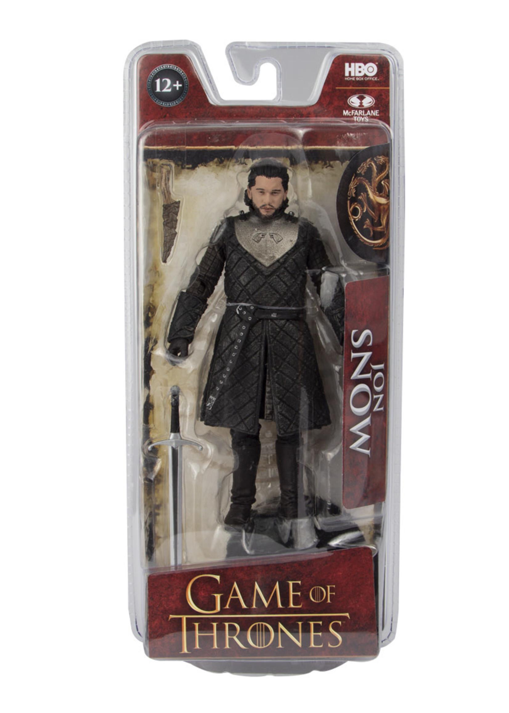 McFarlane Toys GOT Jon Snow McFarlane Action Figure