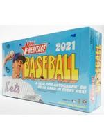 Topps 2021 Topps Heritage Baseball Hobby